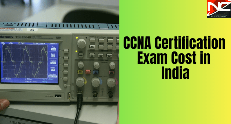 ccna certification exam cost in india